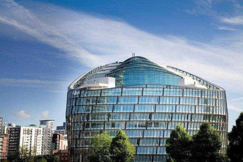 Самое большое офисное здание в мире