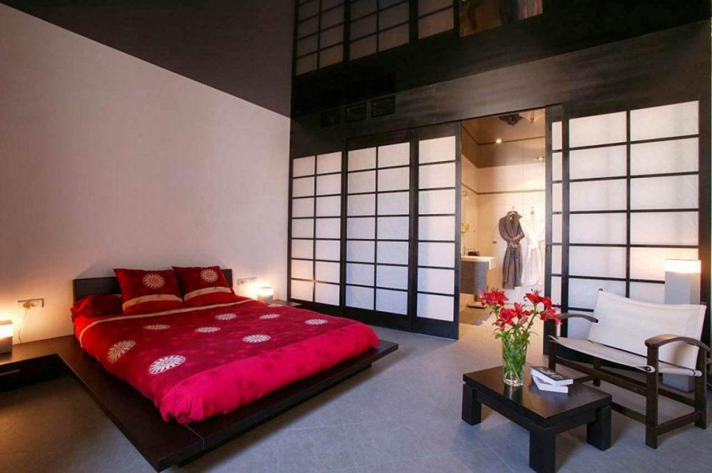 Дизайн спальни по фэн-шую