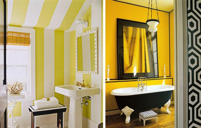 Выбор цветовой гаммы для интерьера ванной