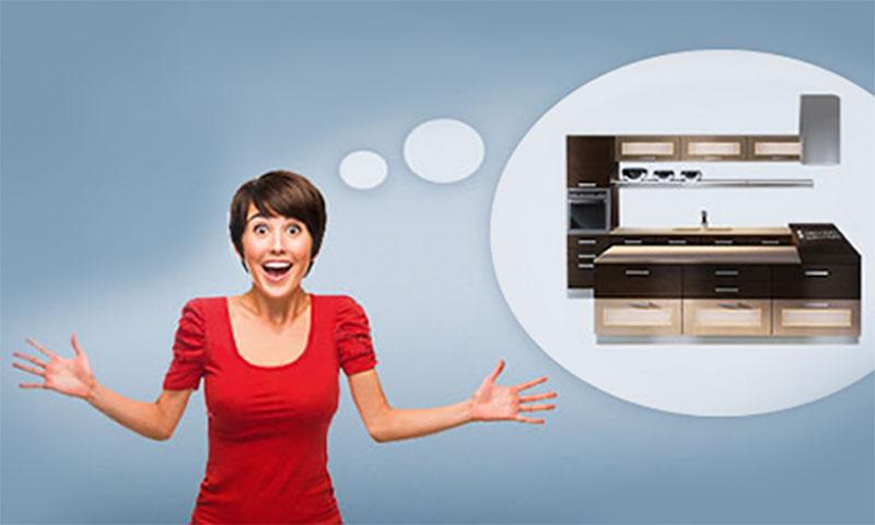 Кухня — купить в кредит или сделать самому?