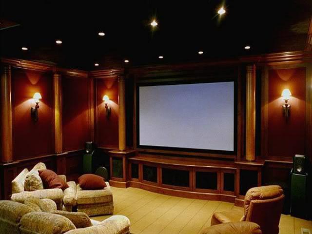 Для любителей домашнего кинотеатра