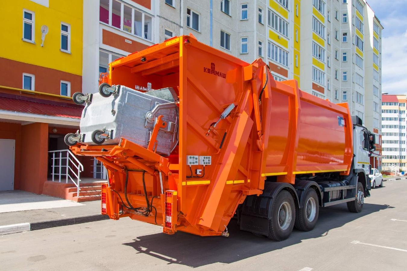 Вывоз мусора — специфика  и нюансы деятельности