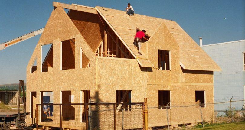 Строительство — каркасно-щитовые дома