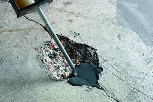 Где применяются смеси для ремонта и защиты бетона